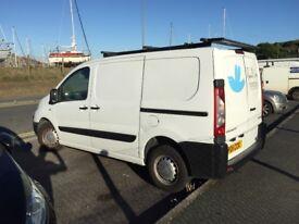 Peugeot expert 1.6 HDi SWB diesel crew cab FSH