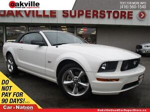2006 Ford Mustang GT | ONLY 34,200 KM's | LEATHER INTERIOR | MAN