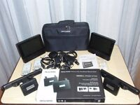 Next Base 7 Duo Deluxe DVD Player