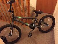 "Brand New X-Rated Spektor Kids BMX Bike 360° Handlebar Freestyle V Brakes 20"" Inch Wheels"
