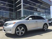2012 Toyota Venza V6 ALL WHEEL DRIVE 1 OWNER TOYOTA CERTIFIED AL