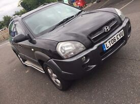 Hyundai Tucson 2.7 V6 CDX Station Wagon 5dr ** DRIVES EXCELLENT** NO OFFERS