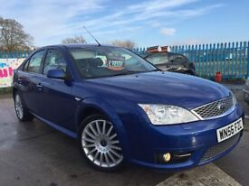 2006 56 FORD MONDEO 2.2 ST TDCI 155BHP - FULLY LOADED TOP SPEC - IN THE BEST COLOUR!!