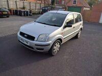 2004 Ford fusion 1.4l petrol semi automatic