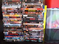 DVDS OVER 200 FOR SALE
