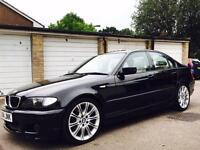 2004BMW 3 SERIES 320D MSPORT AUTOMATIC FULLY LOADED. More Info 07768048123.