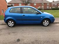 2003 VW POLO 1.2 E LONG MOT READY TO GO
