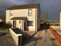 2 Bedroomed Newly Refurbished Semi Detached House in Cove Aberdeen with Parking