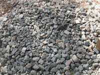 Spent Rail Track Ballast