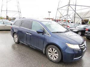 2014 Honda Odyssey EX-L 8 PASSAGER