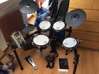 Roland TD-9 Drum Kit