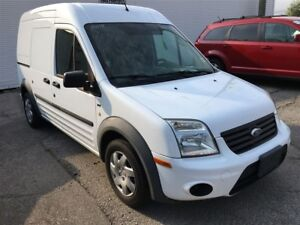 2010 Ford Transit Connect Cargo Van, Cargo Divider,