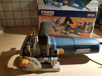 Bicuit Jointer ( brand: Power craft) for sale