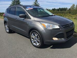 2014 Ford Escape SE|REAR PARKING SENSORS WITH CAMERA|$68.66 WKLY