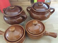 Set of Kitchen Pots, never used