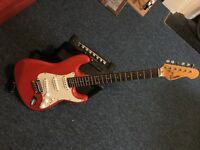 Electric guitar and amp - excellent condition!