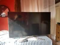40inc samsung flatscrean smart tv