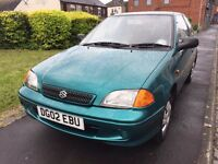 SUZUKI SWIFT GLS 1.0 PETROL 3D 2 OWNER FROM NEW