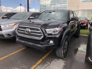 2016 Toyota Tacoma CAMERA+BOUTON POUSSOIR+SIÈGES CHAUFFANTS