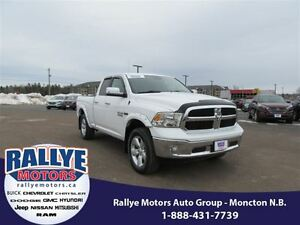 2014 Ram 1500 SLT! ECO DIESEL! 4x4! Alloy! Hitch! ONLY 67K!