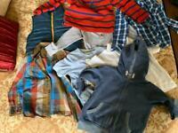 Boys winter clothes