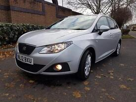 Seat ibiza 2012 free of tax for sale or swap