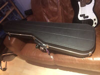 Hiscox Electric Bass Guitar Hardcase