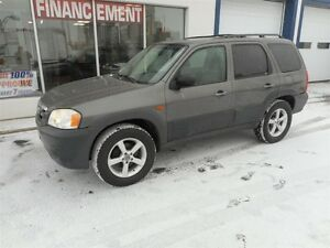 2005 Mazda Tribute 4x4 awd integrale