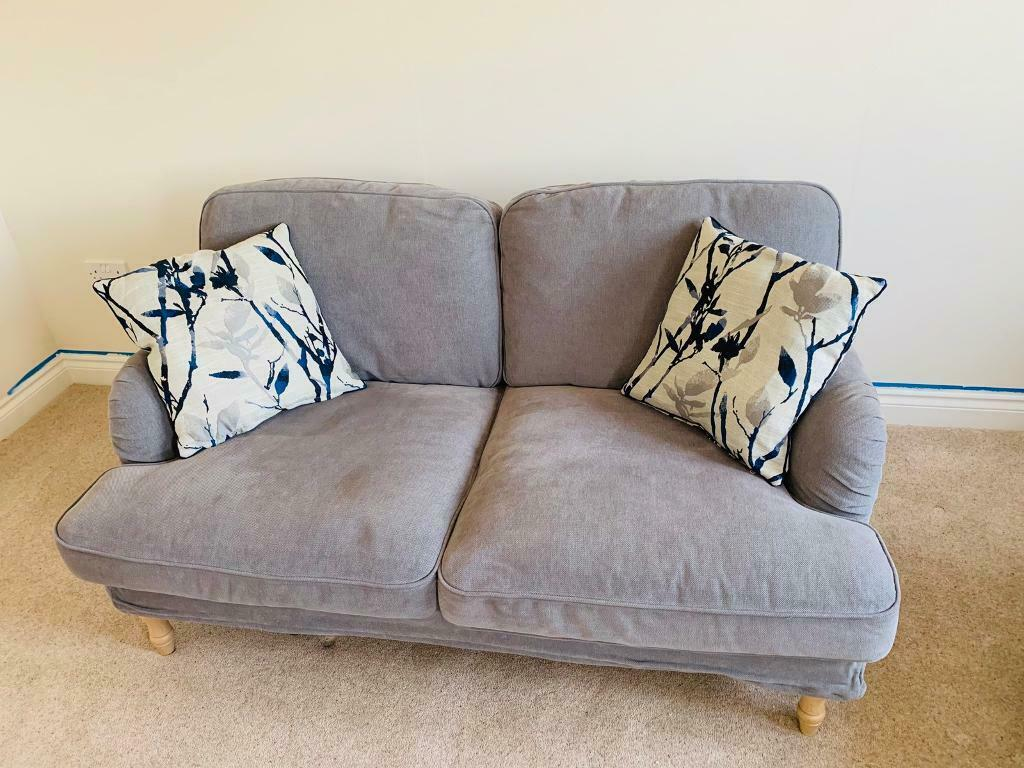 Outstanding Ikea Stocksund Sofa Set 2 Seater 3 Seater And Padded Storage Bench In Selby North Yorkshire Gumtree Dailytribune Chair Design For Home Dailytribuneorg