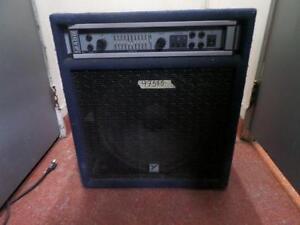 Yorkville 400 Bass Master Amp