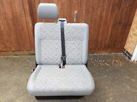 VW T5 Passenger double seat. Transporter. T5.1