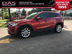 2014 Mazda CX-5 GT NAVIGATION/LEATHER/SUNROOF