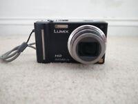 Panasonic Lumix DMC-TZ10 - very good condition £35