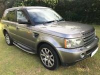 Range Rover sport 2.7 HSE❤️diesel 2007