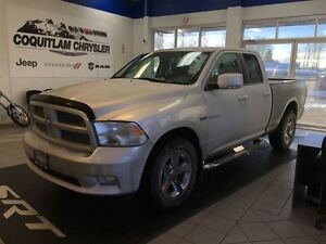 2010 Dodge Ram 1500 ST Leather Nav Alloy