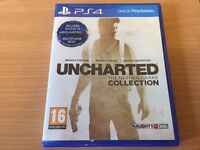 Uncharted: The Nathan Drake Collection - PS4 - Used, very good condition