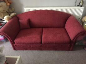 Sofa bed . Good condition
