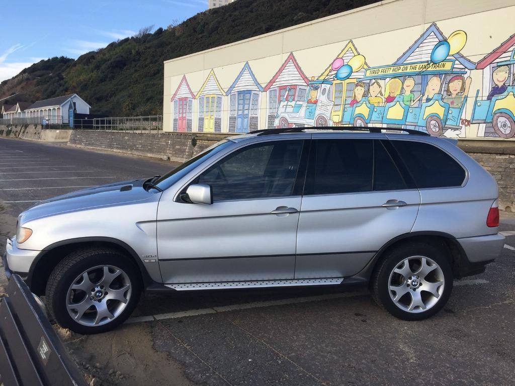 bmw x5 d sport 2003 diesel 2926cc 5 door estate. Black Bedroom Furniture Sets. Home Design Ideas