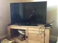 42 inch flat screen HD Smart Tv recently bought