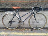 xxx Vintage Raleigh Reyolds 501 Racer bike