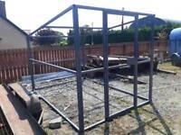 10ft x 6ft shed frame