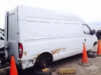 Ford Ldv maxus van parts available
