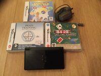 Nintendo DS Lite including games.