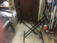 Two tier keyboard stand SOLD