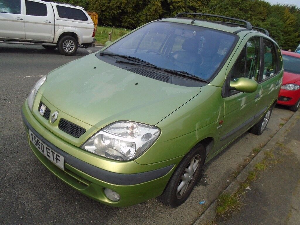Renault Megane Scenic - 2000 - Manual Petrol - Part exchange to clear!