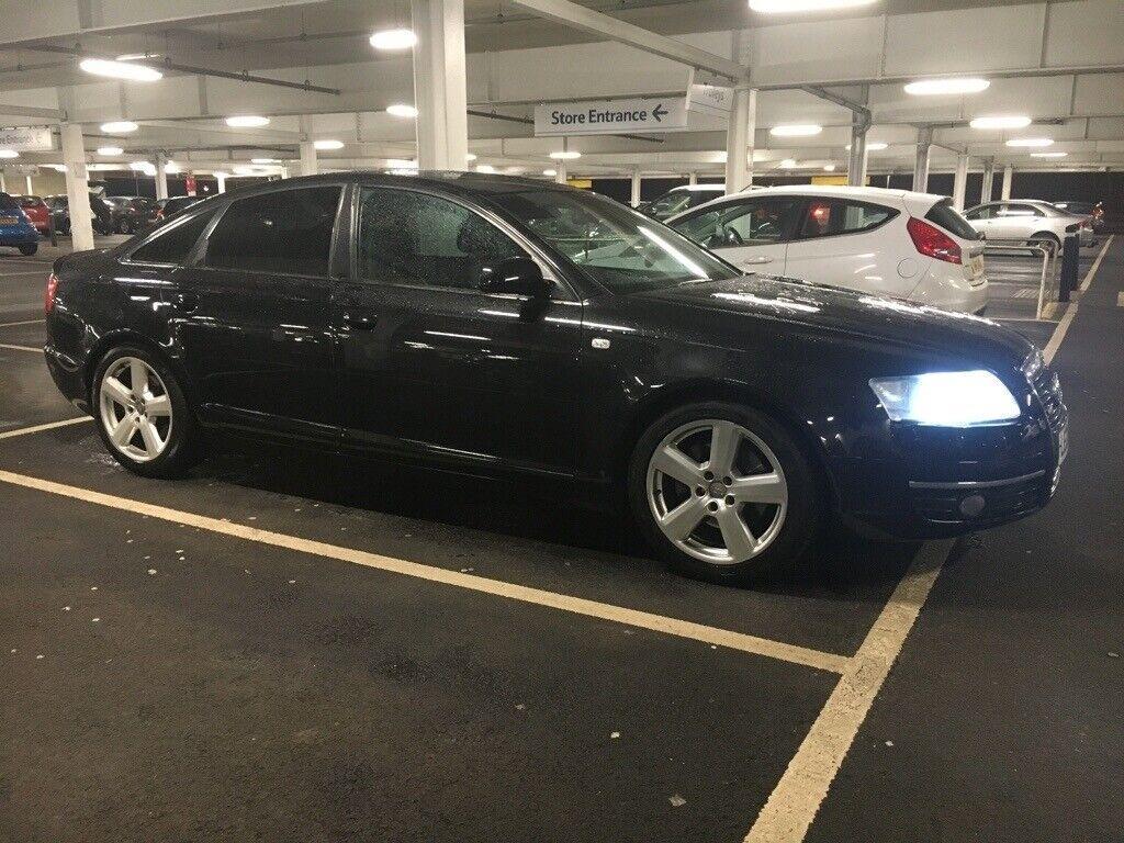 Audi A6 C6 2 0TFSI/ SALE Or SWAP VW T5 | in Cowdenbeath, Fife | Gumtree