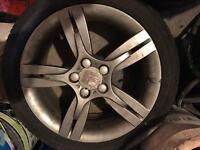 Seat Ibiza FR alloy wheels from 2006 MK4 model
