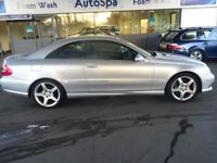 MERCEDES-BENZ CLK 2.1 CLK220 CDI SPORT 2d AUTO 148 BHP LEATHER INTERIOR MERCEDES BENZ SERVICE REC