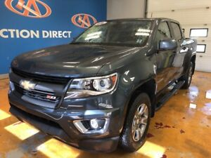 2019 Chevrolet Colorado Z71 Z-71 PACK! /CREW/ 4X4/ HEATED SEATS!