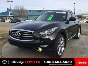 Certified 2012 Infiniti FX 50 Premium - V8! POWERFUL! FULLY LOAD